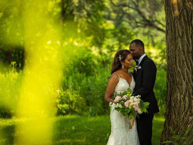 Azul and Ashley's wedding in Toronto, Ontario 2