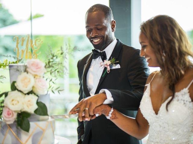 Azul and Ashley's wedding in Toronto, Ontario 117