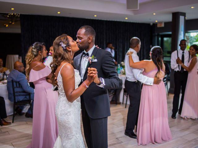 Azul and Ashley's wedding in Toronto, Ontario 119