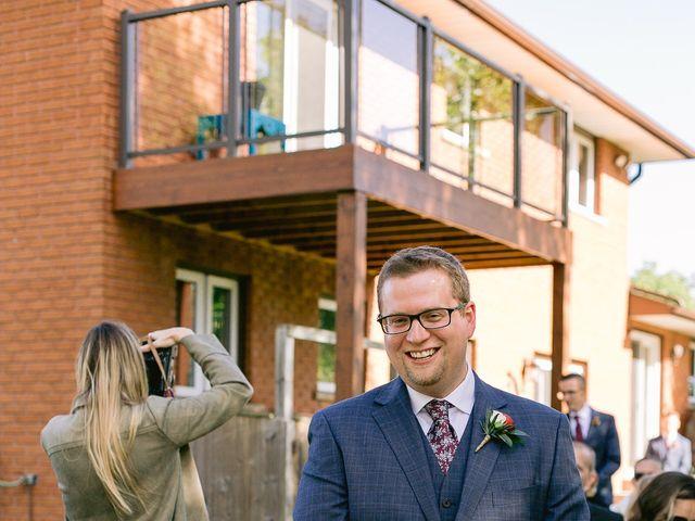 Matt and Courtney's wedding in Milton, Ontario 27