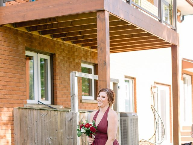 Matt and Courtney's wedding in Milton, Ontario 29
