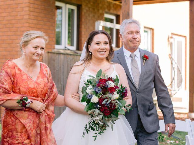 Matt and Courtney's wedding in Milton, Ontario 31