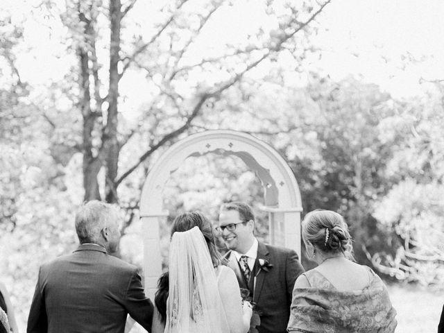 Matt and Courtney's wedding in Milton, Ontario 34