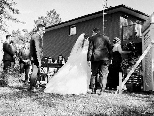 Matt and Courtney's wedding in Milton, Ontario 45