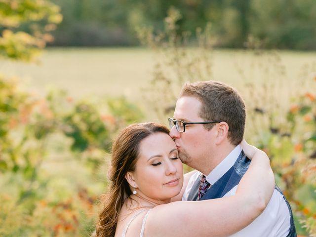 Matt and Courtney's wedding in Milton, Ontario 62