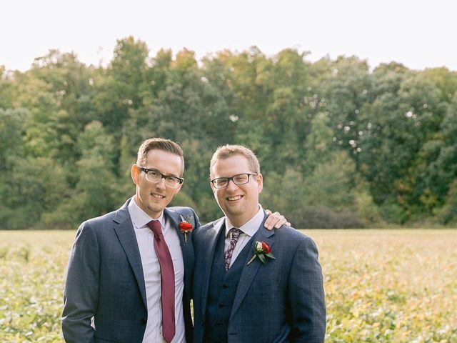 Matt and Courtney's wedding in Milton, Ontario 77