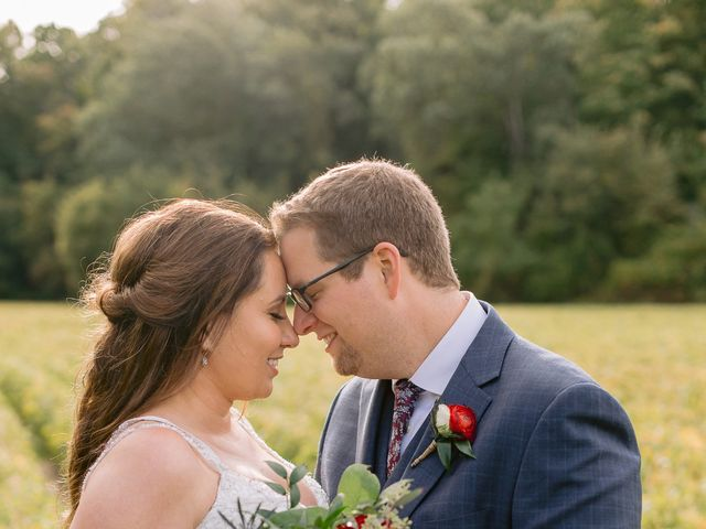 Matt and Courtney's wedding in Milton, Ontario 122