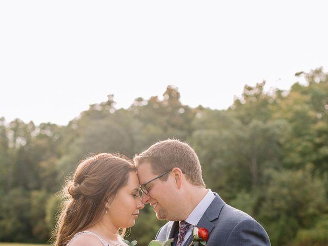 Matt and Courtney's wedding in Milton, Ontario 1
