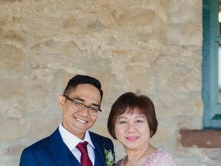 The wedding of Emily and Jerick 2