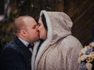 The wedding of Olivia and Zachary