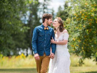 The wedding of Sheena and Lukas