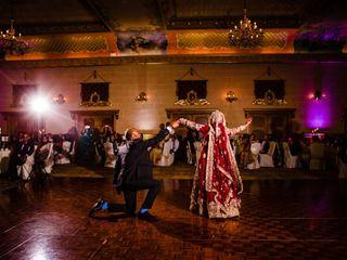 The wedding of Kanwal and Joel 3