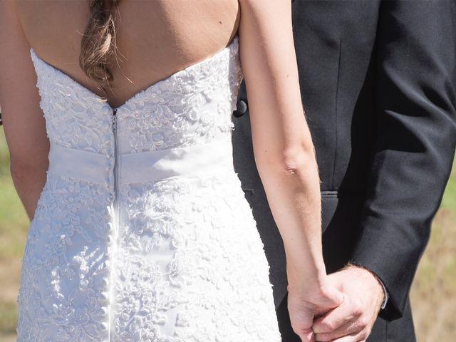 James and Jennifer's wedding in Surrey, British Columbia 4