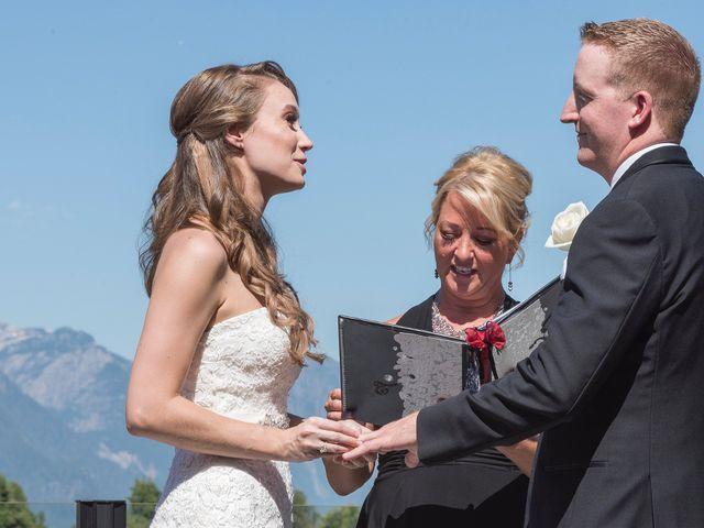 James and Jennifer's wedding in Surrey, British Columbia 5