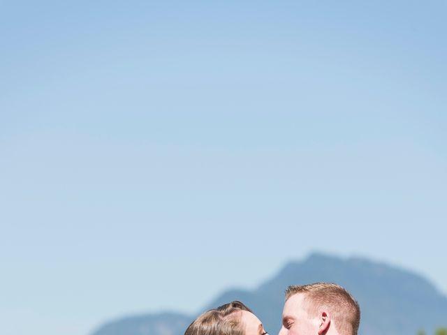James and Jennifer's wedding in Surrey, British Columbia 6