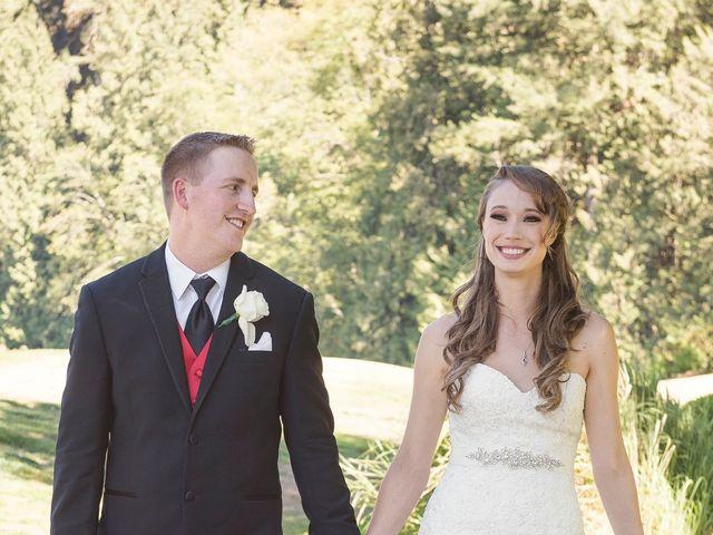 James and Jennifer's wedding in Surrey, British Columbia 7