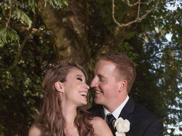 James and Jennifer's wedding in Surrey, British Columbia 8