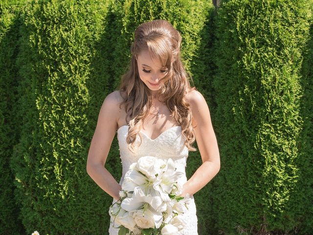 James and Jennifer's wedding in Surrey, British Columbia 9