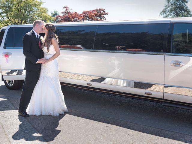 James and Jennifer's wedding in Surrey, British Columbia 10