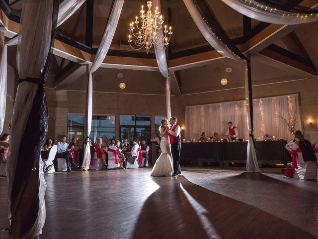 James and Jennifer's wedding in Surrey, British Columbia 22