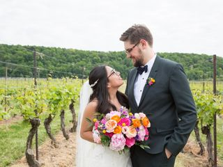 The wedding of Joanna and Artur