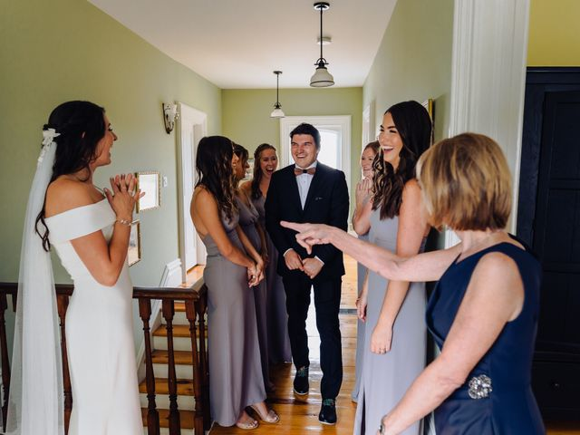 Nicholas and Emilie's wedding in Prince Edward County, Ontario 29