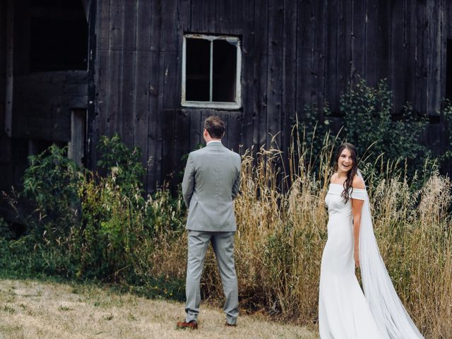 Nicholas and Emilie's wedding in Prince Edward County, Ontario 32