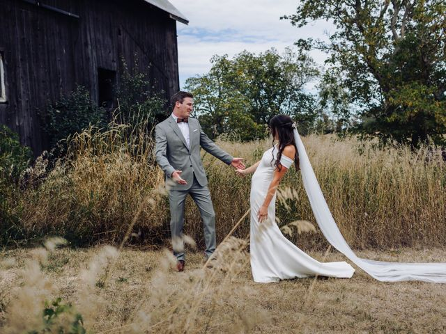 Nicholas and Emilie's wedding in Prince Edward County, Ontario 33