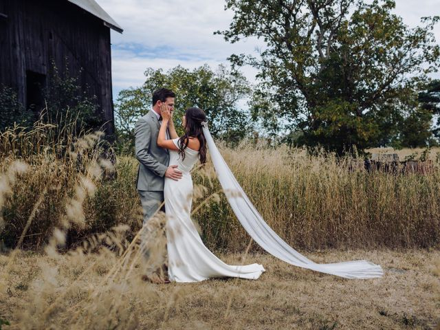 Nicholas and Emilie's wedding in Prince Edward County, Ontario 34