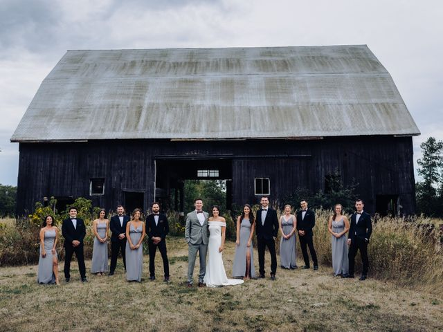 Nicholas and Emilie's wedding in Prince Edward County, Ontario 36
