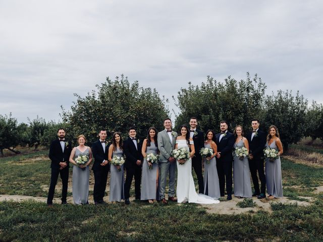 Nicholas and Emilie's wedding in Prince Edward County, Ontario 39