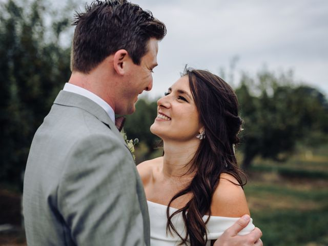 Nicholas and Emilie's wedding in Prince Edward County, Ontario 42