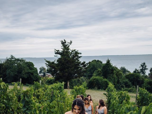 Nicholas and Emilie's wedding in Prince Edward County, Ontario 46