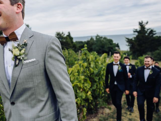 Nicholas and Emilie's wedding in Prince Edward County, Ontario 48