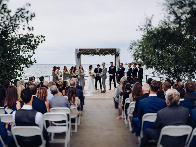 Nicholas and Emilie's wedding in Prince Edward County, Ontario 1