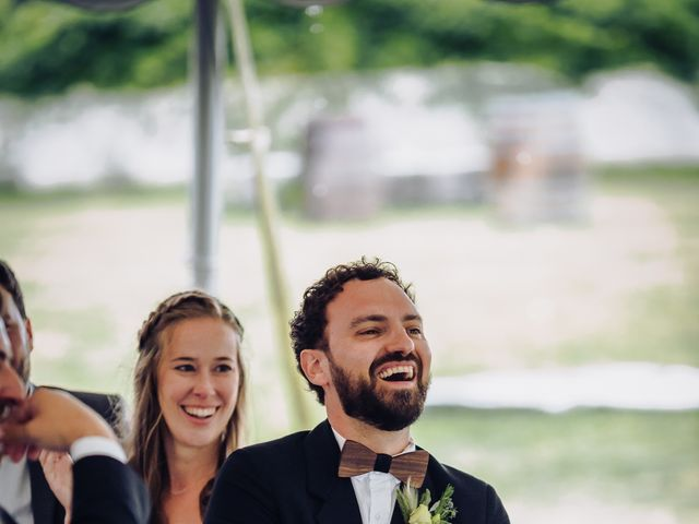 Nicholas and Emilie's wedding in Prince Edward County, Ontario 70