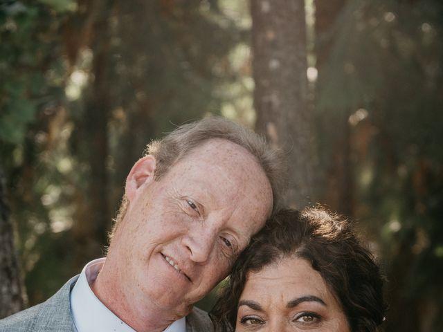 Colin and Rupi's wedding in Scotch Creek, British Columbia 34