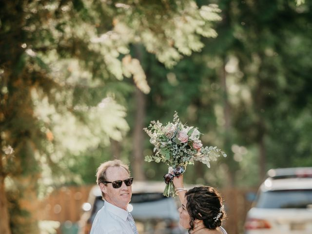 Colin and Rupi's wedding in Scotch Creek, British Columbia 41