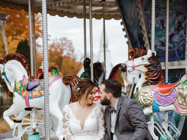 Sacha and Shelby's wedding in Sainte-Anne-des-Plaines, Quebec 6
