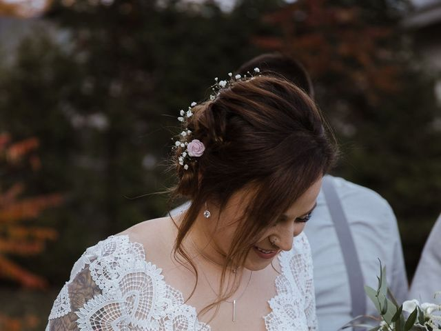 Sacha and Shelby's wedding in Sainte-Anne-des-Plaines, Quebec 7
