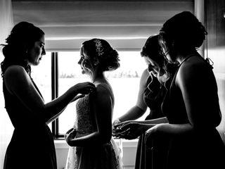 The wedding of Kaitlin and Joshua 1