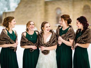 The wedding of Kaitlin and Joshua 3