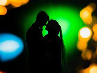 The wedding of Kaitlin and Joshua