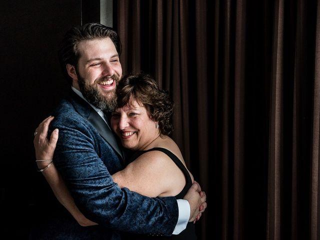 Taylor and Kayla's wedding in Toronto, Ontario 6