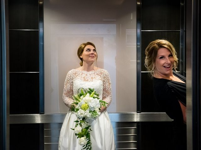 Taylor and Kayla's wedding in Toronto, Ontario 20