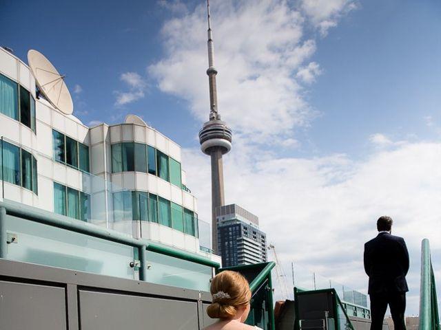 Taylor and Kayla's wedding in Toronto, Ontario 22