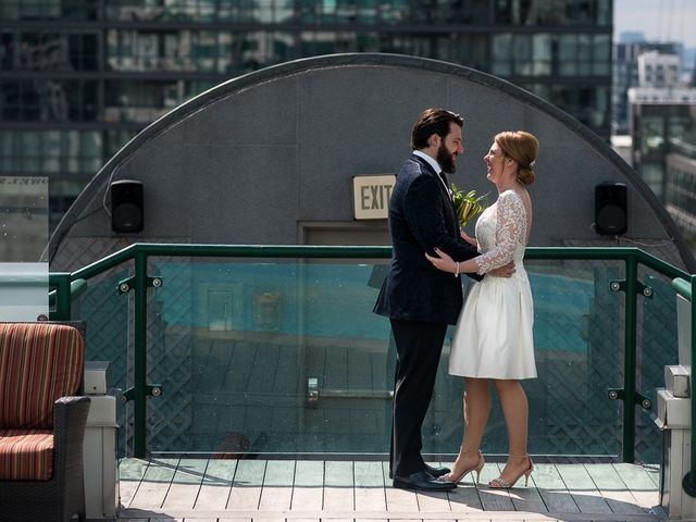 Taylor and Kayla's wedding in Toronto, Ontario 23