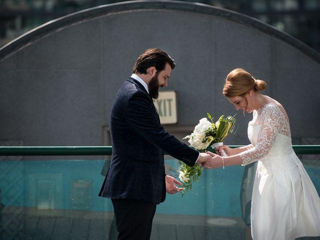 Taylor and Kayla's wedding in Toronto, Ontario 24