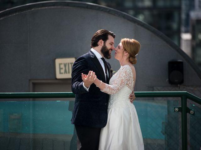 Taylor and Kayla's wedding in Toronto, Ontario 25