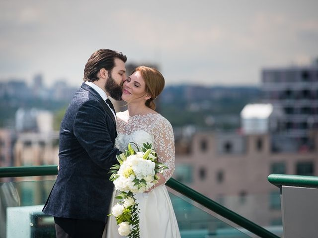 Taylor and Kayla's wedding in Toronto, Ontario 27